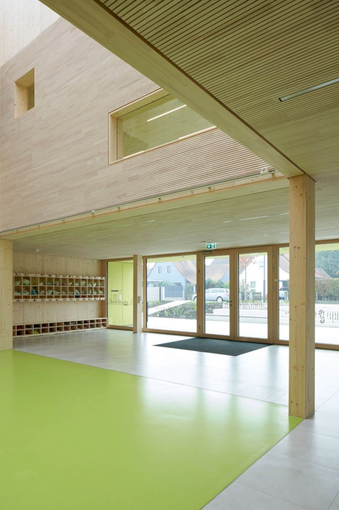 Kindergarten St Laurentius By Goldbrunner Architektur 1