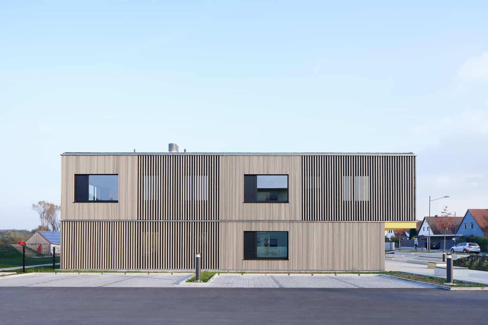 Kindergarten St Laurentius By Goldbrunner Architektur 2