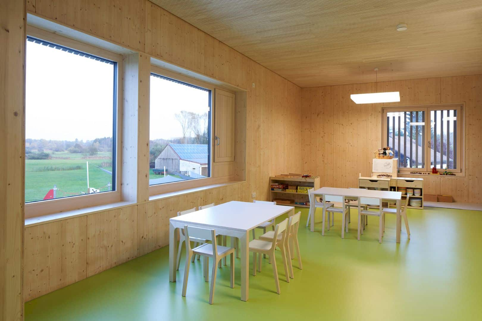 Kindergarten St Laurentius By Goldbrunner Architektur 3
