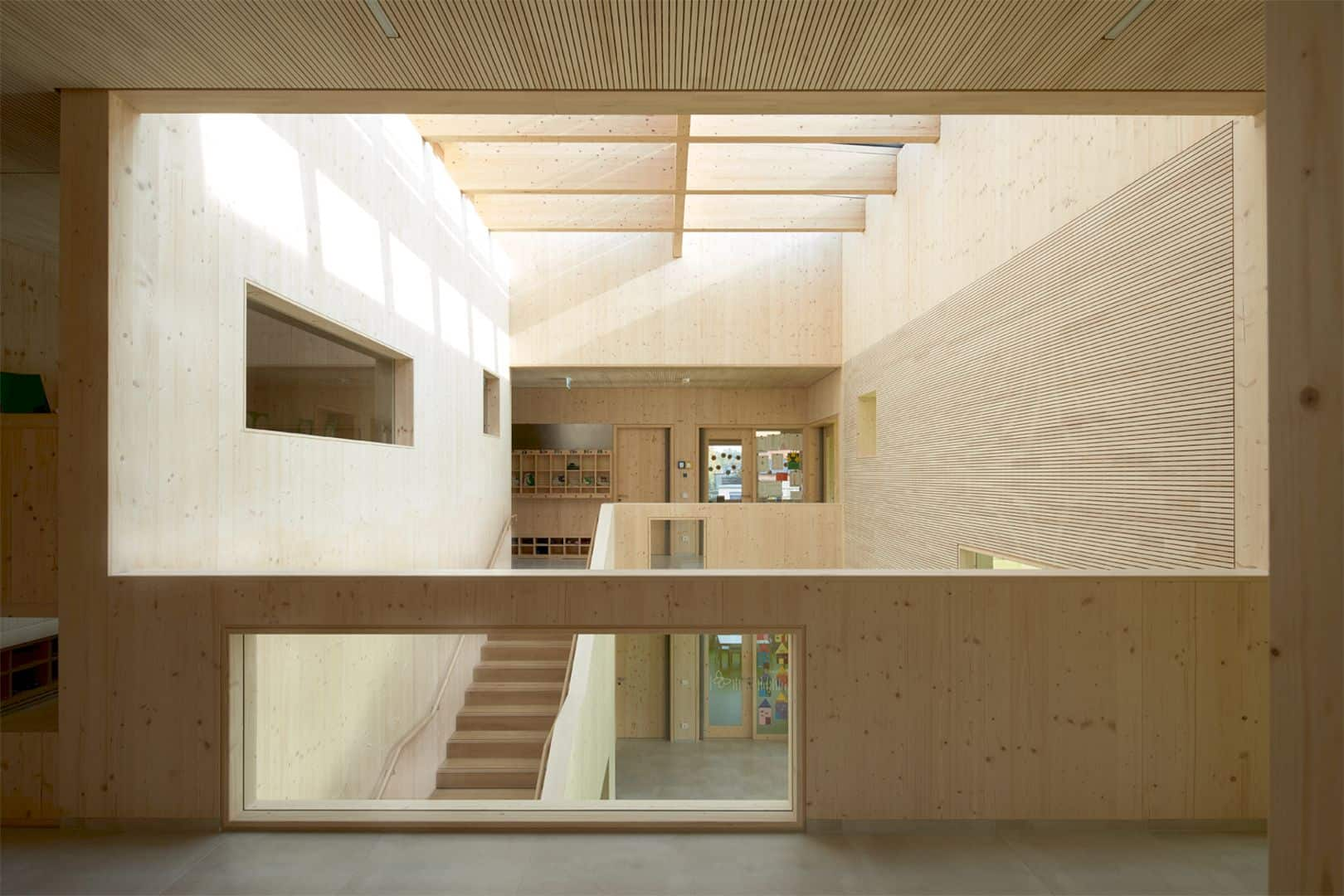 Kindergarten St Laurentius By Goldbrunner Architektur 4