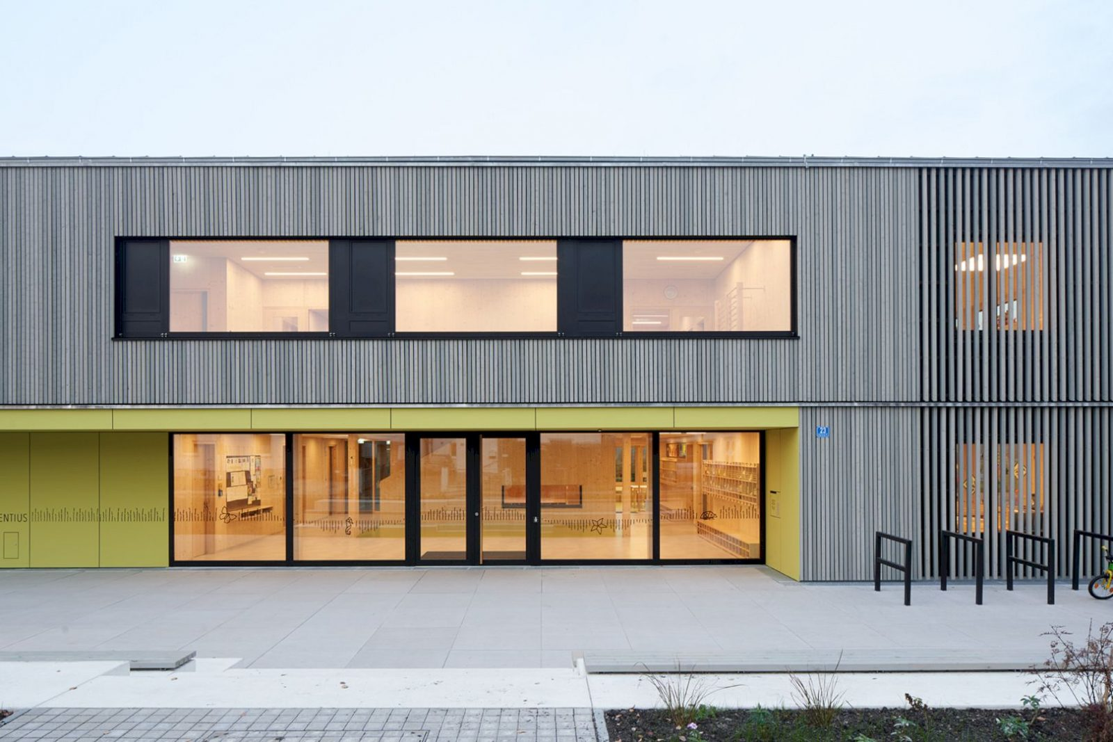 Kindergarten St Laurentius By Goldbrunner Architektur 6