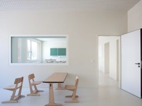 Ludwig Hoffmann Primary School By AFF Architekten 2