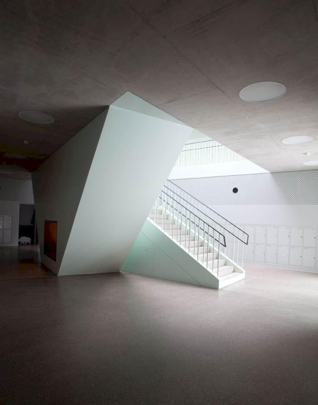 Ludwig Hoffmann Primary School By AFF Architekten 3