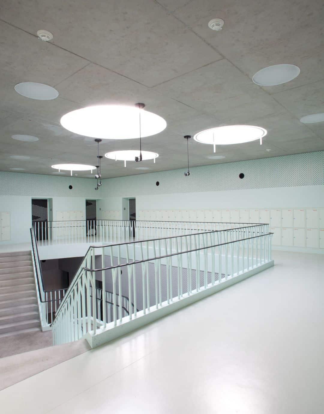 Ludwig Hoffmann Primary School By AFF Architekten 4