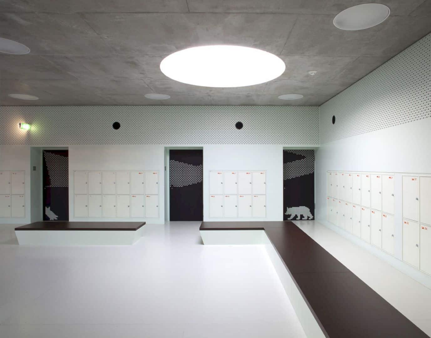 Ludwig Hoffmann Primary School By AFF Architekten 5