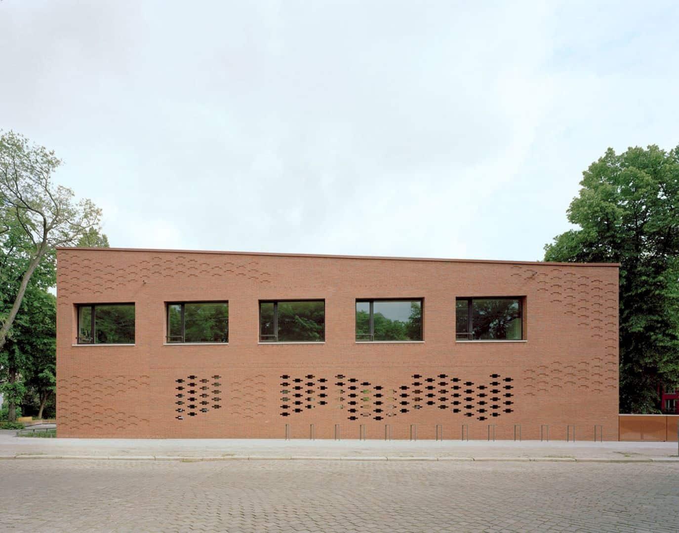 Ludwig Hoffmann Primary School By AFF Architekten 9