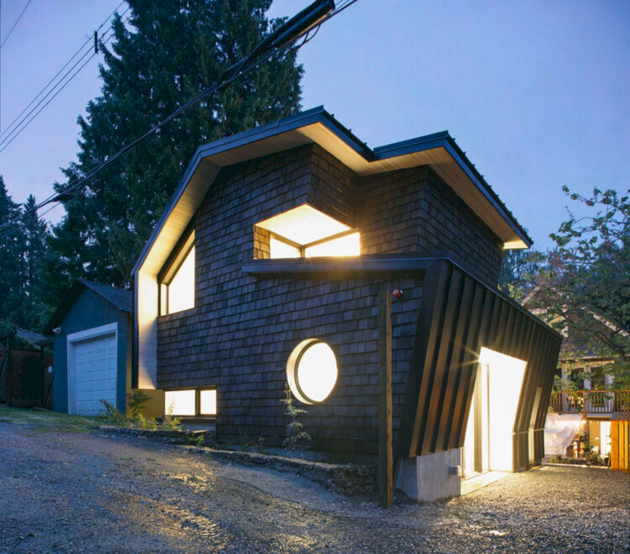 Point Grey Laneway By Campos Studio 9
