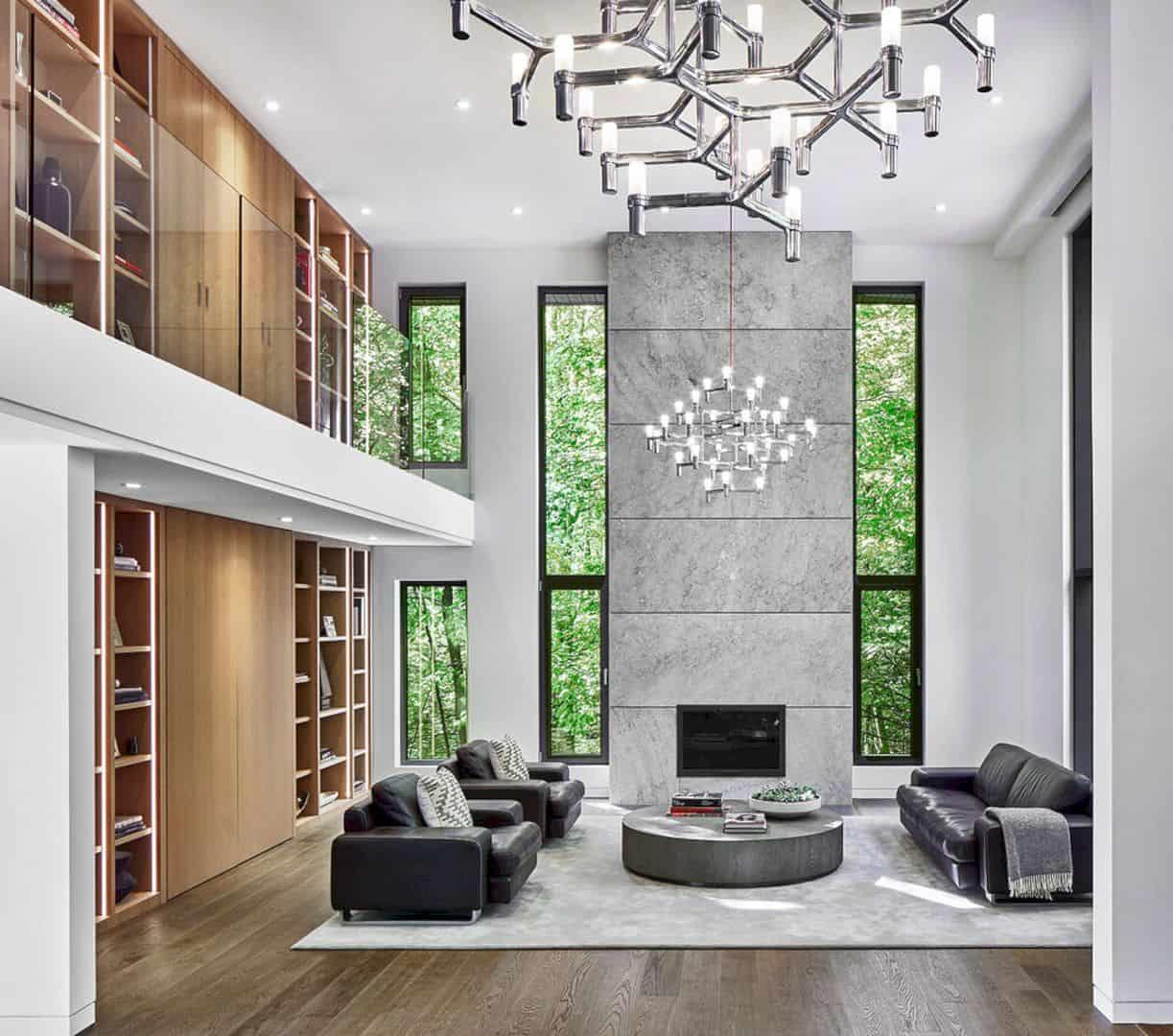 Residence M By Maurice Martel Architecte 1