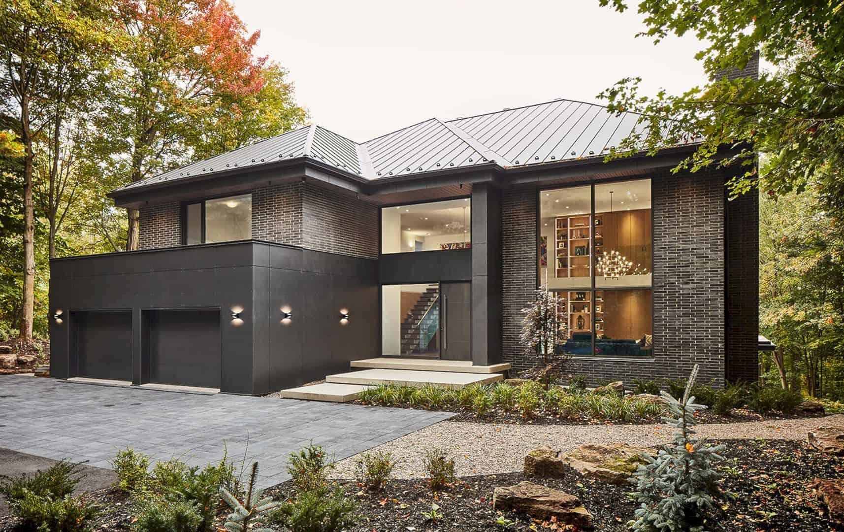 Residence M By Maurice Martel Architecte 13