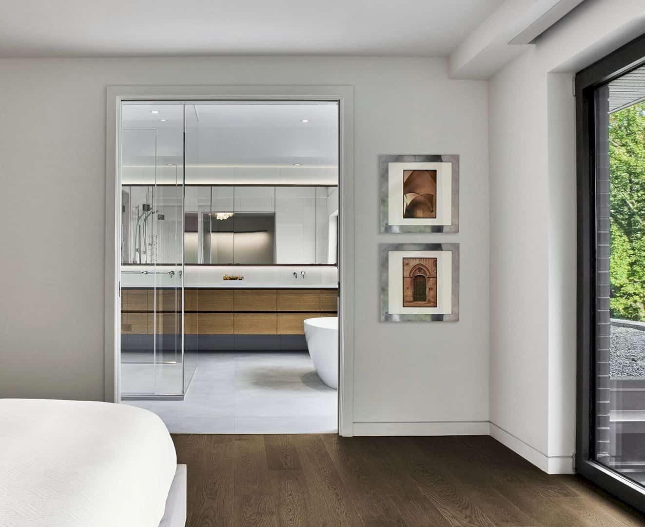 Residence M By Maurice Martel Architecte 2