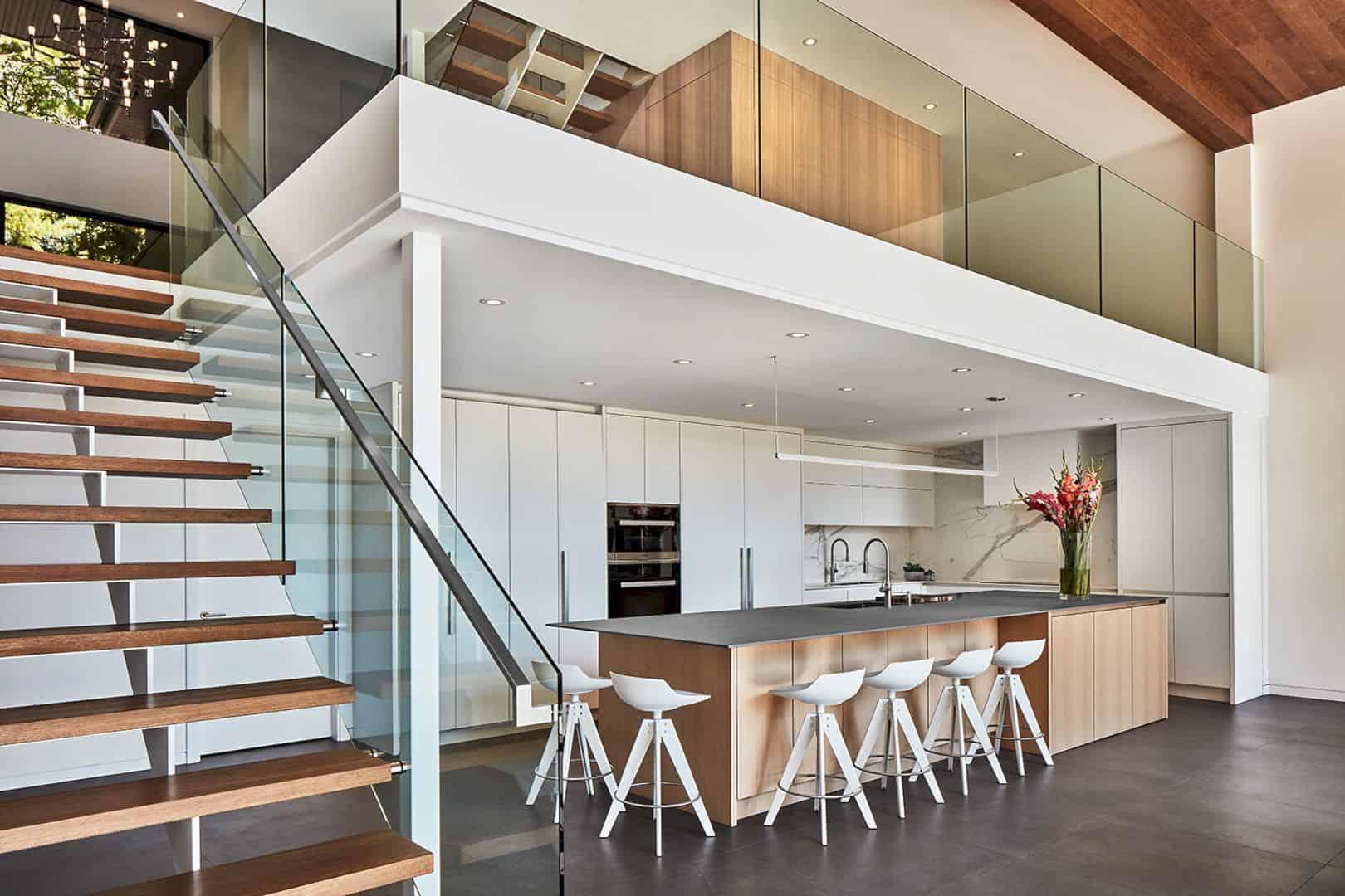 Residence M By Maurice Martel Architecte 3