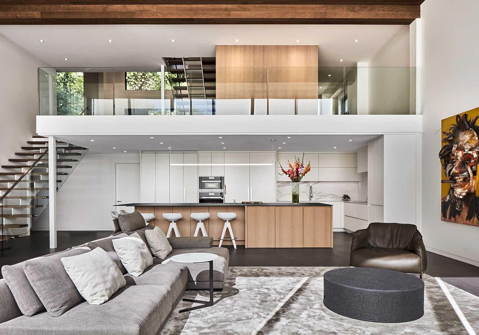 Residence M By Maurice Martel Architecte 5