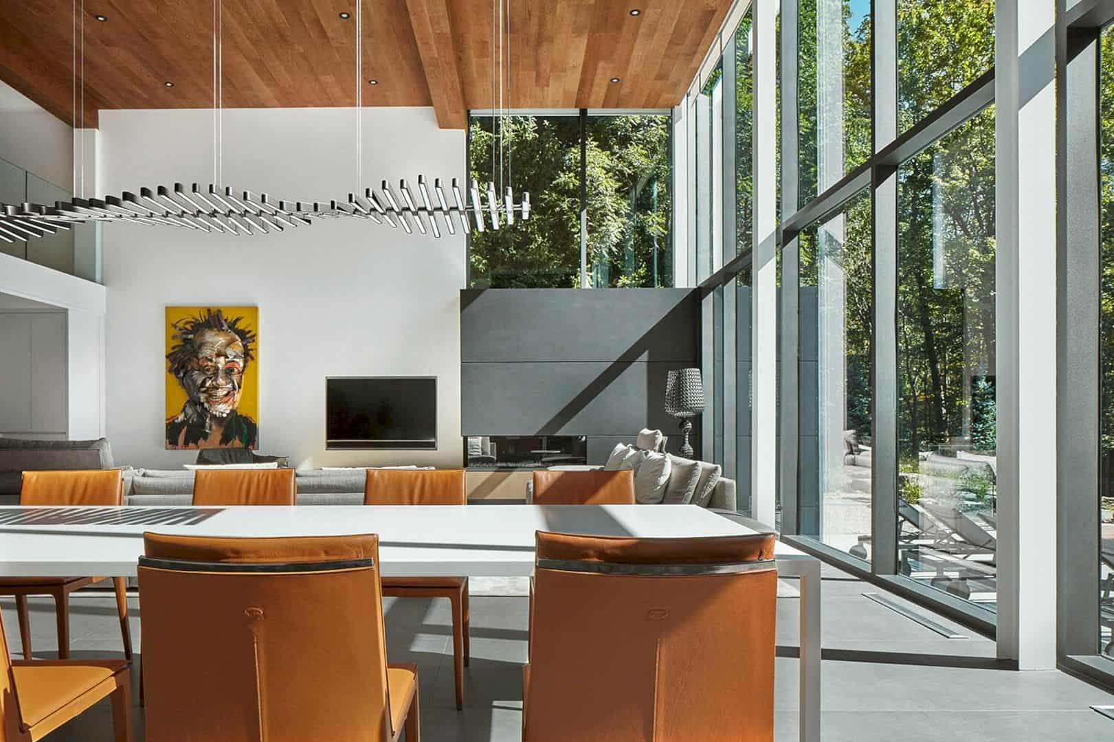 Residence M By Maurice Martel Architecte 7