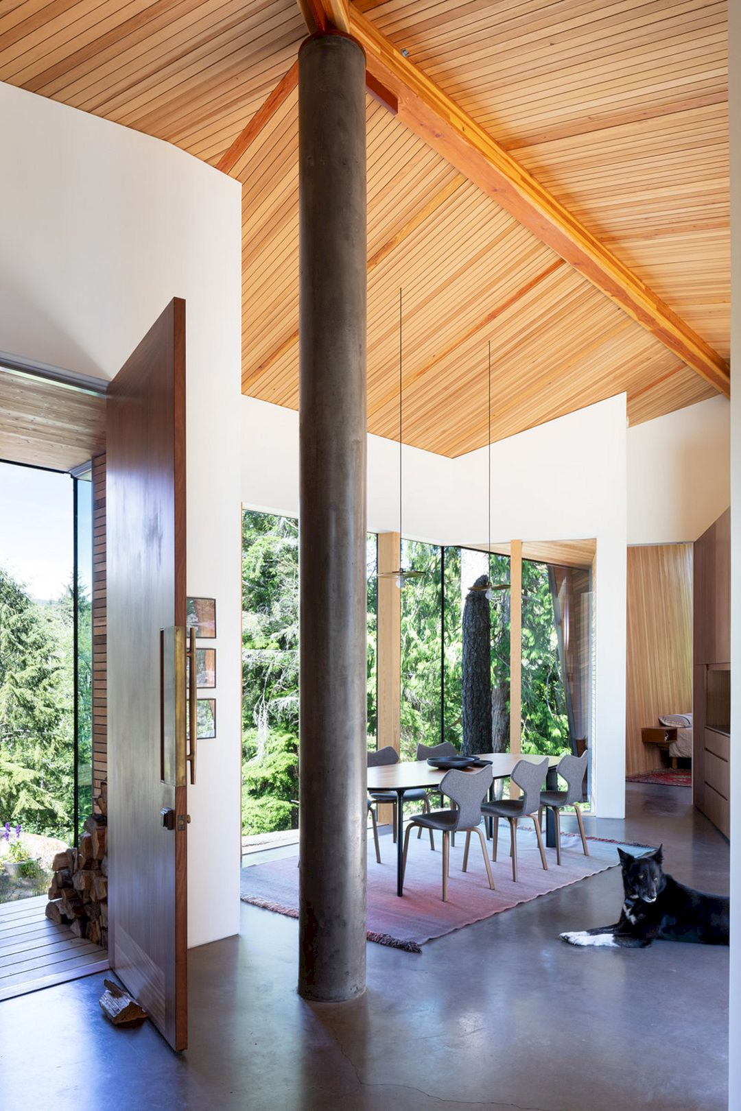 Sooke 01 House By Campos Studio 8