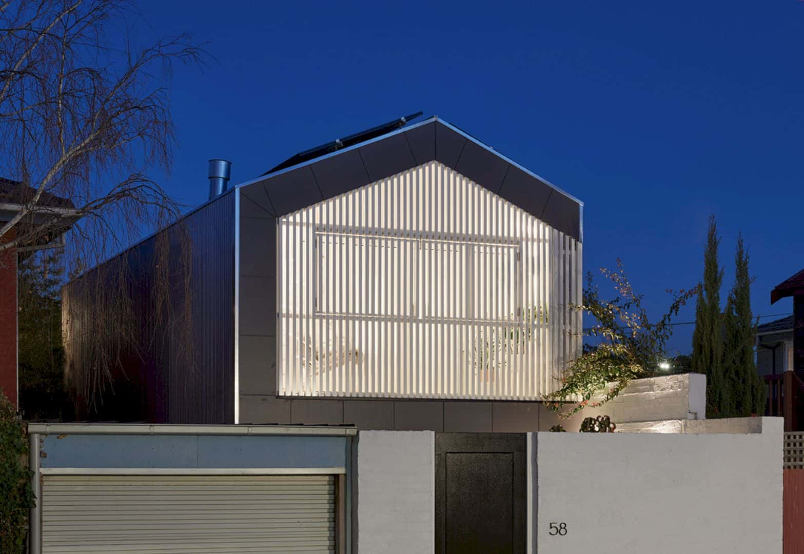 St Kilda Cottage House By Jost Architects 12