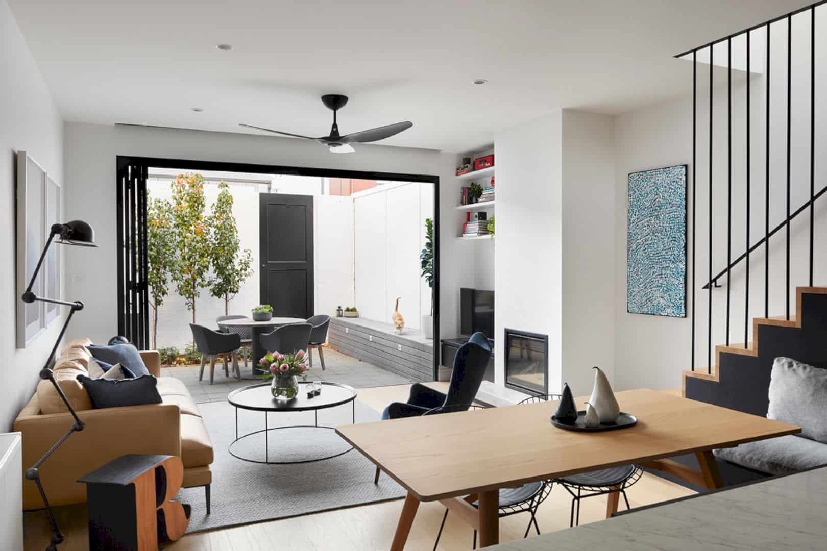 St Kilda Cottage House By Jost Architects 16