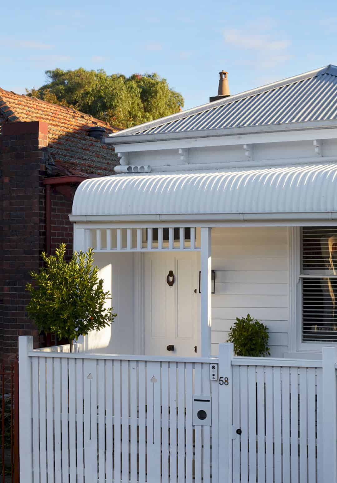 St Kilda Cottage House By Jost Architects 19