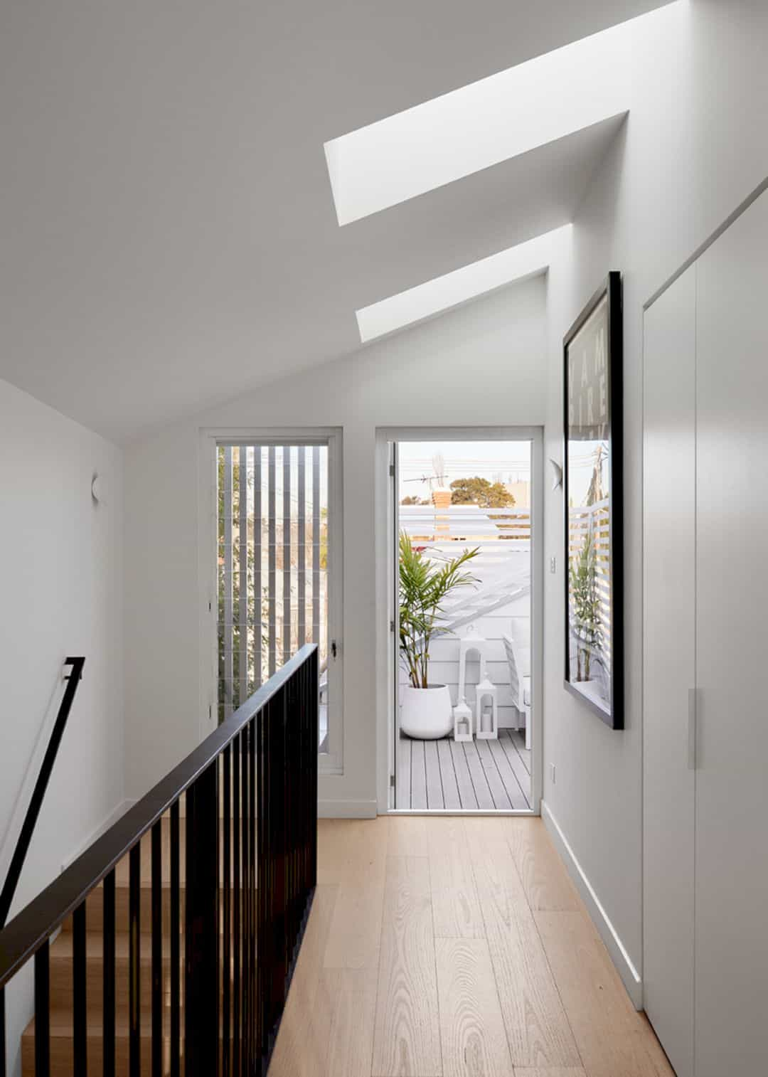 St Kilda Cottage House By Jost Architects 4