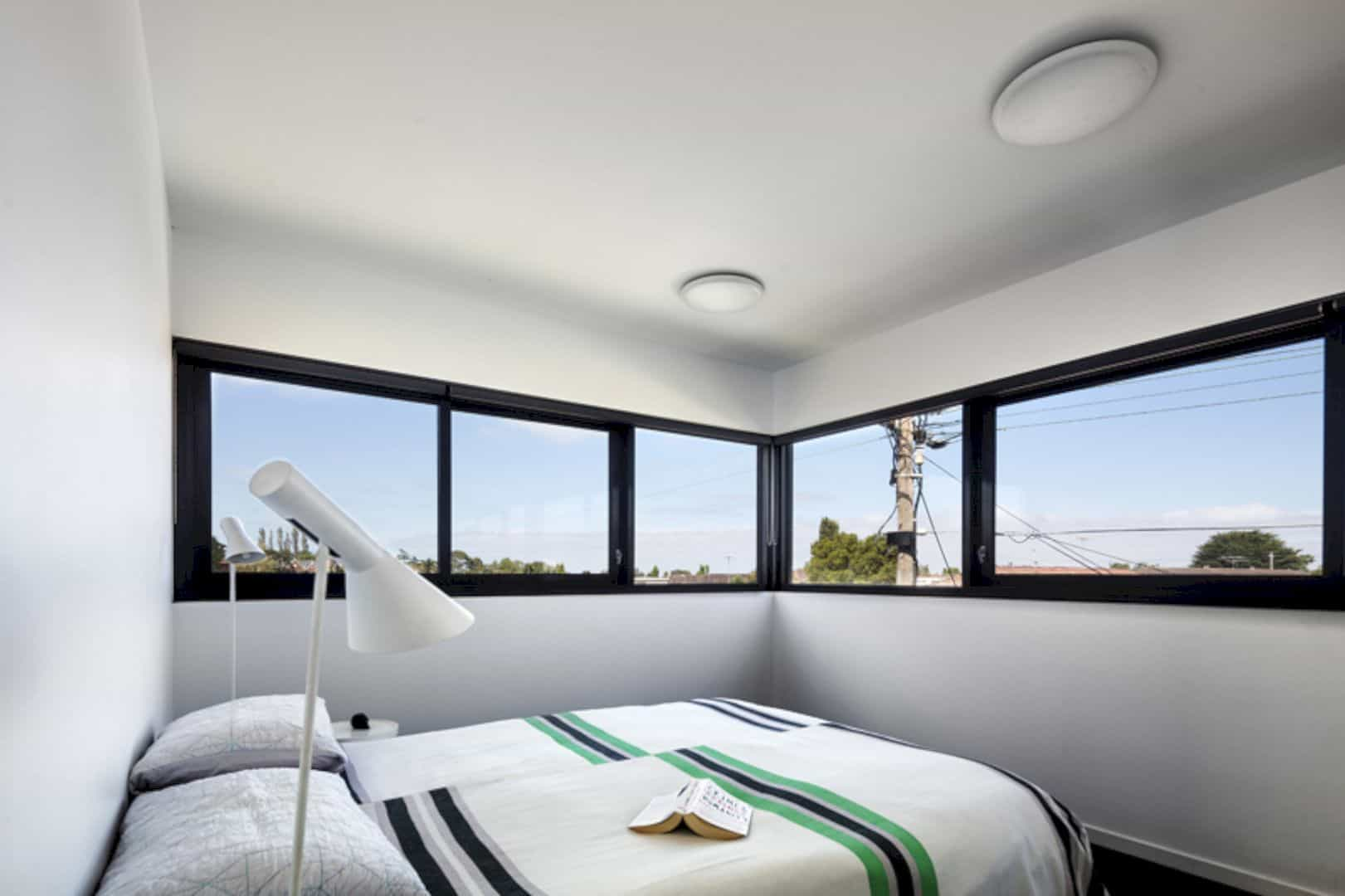St Kilda East Townhouses By Jost Architects 1