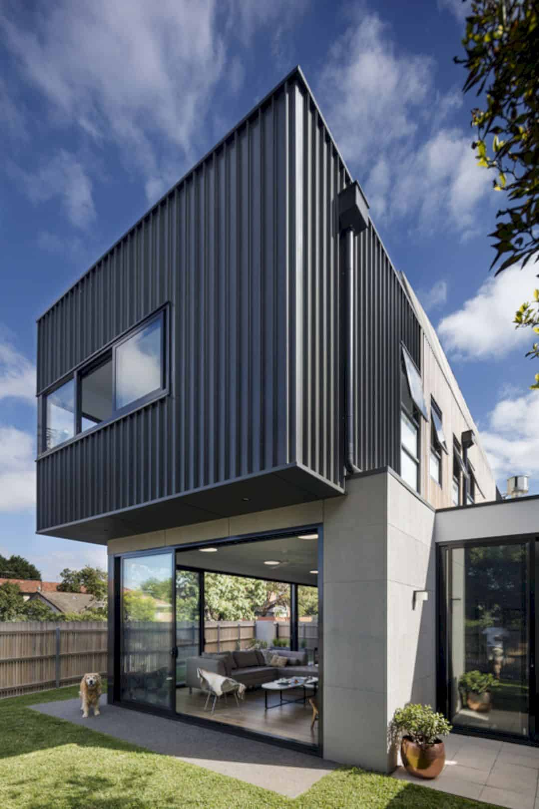 St Kilda East Townhouses By Jost Architects 12