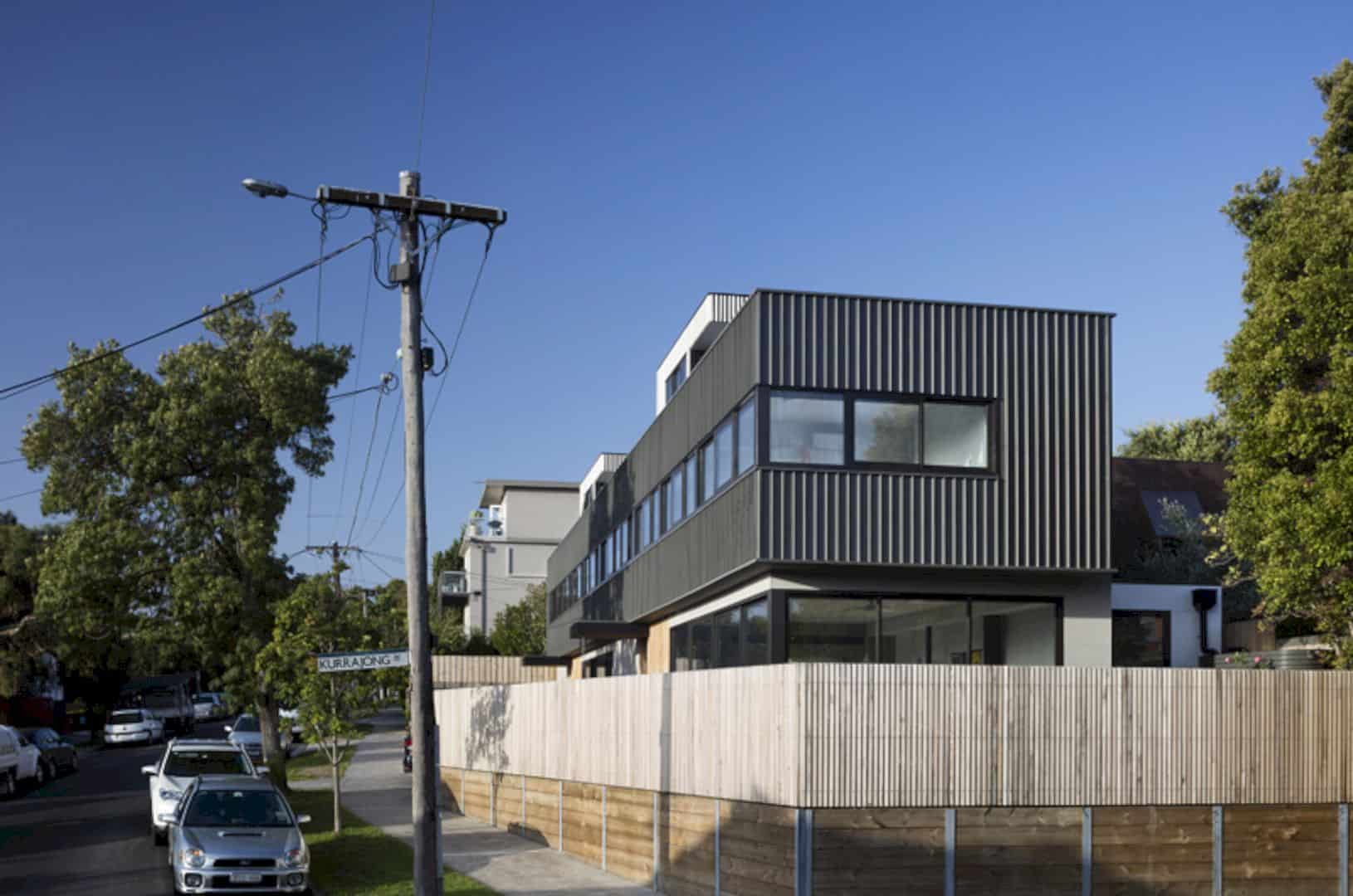 St Kilda East Townhouses By Jost Architects 13