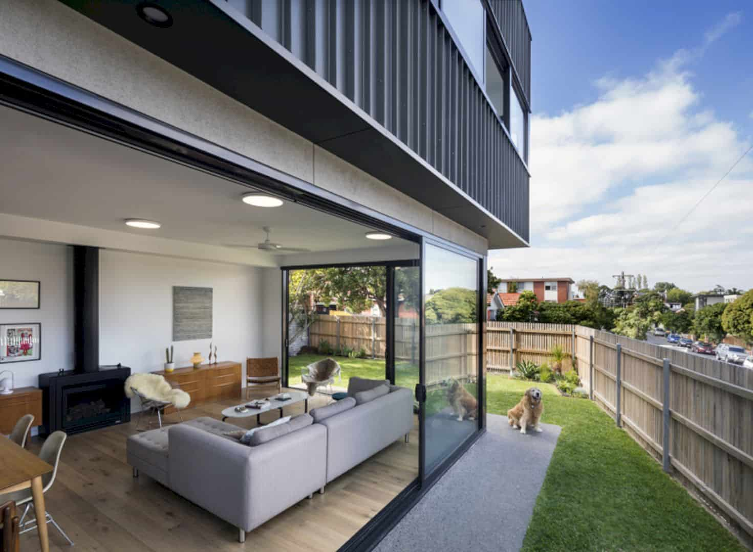 St Kilda East Townhouses By Jost Architects 14