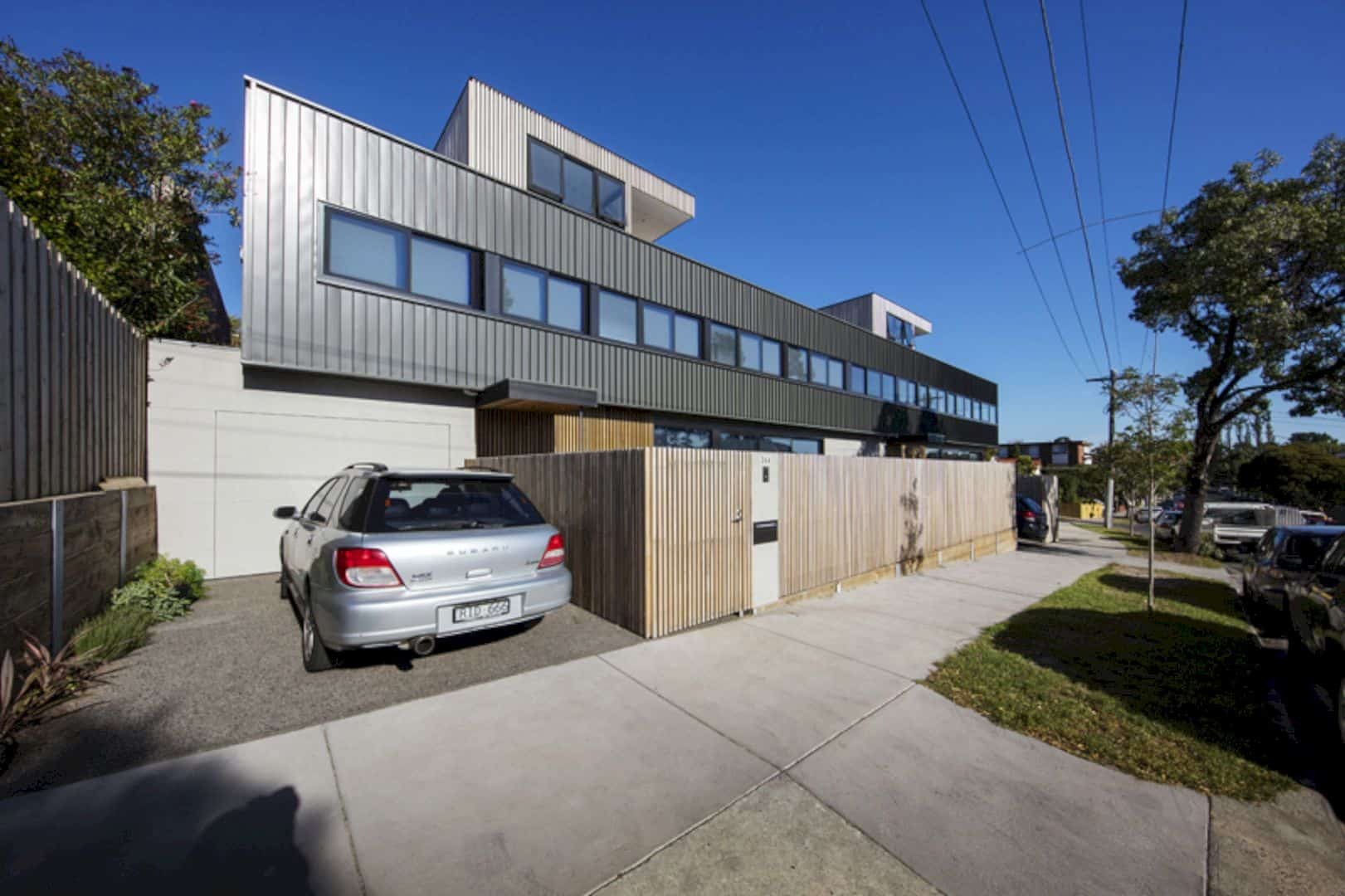 St Kilda East Townhouses By Jost Architects 16