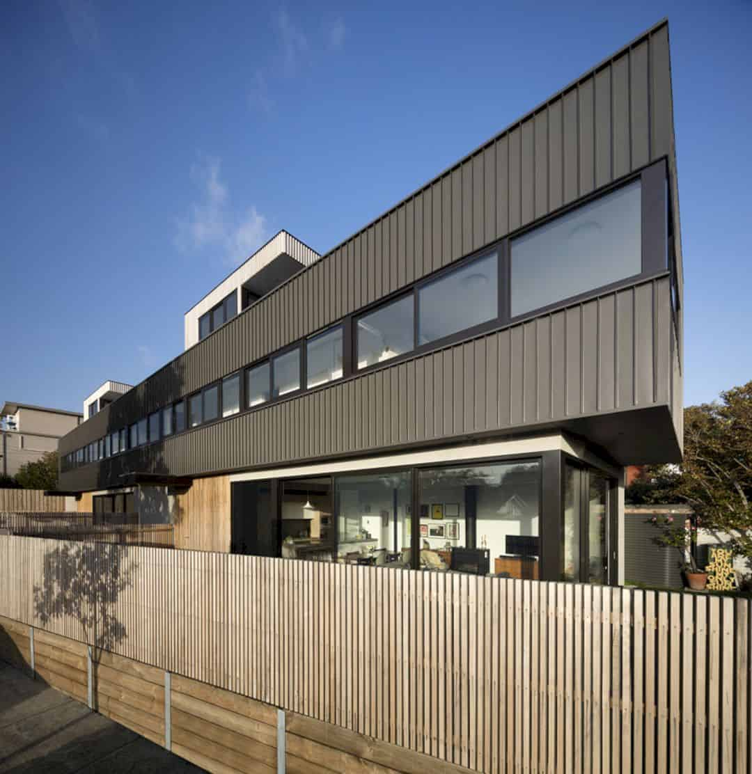 St Kilda East Townhouses By Jost Architects 17