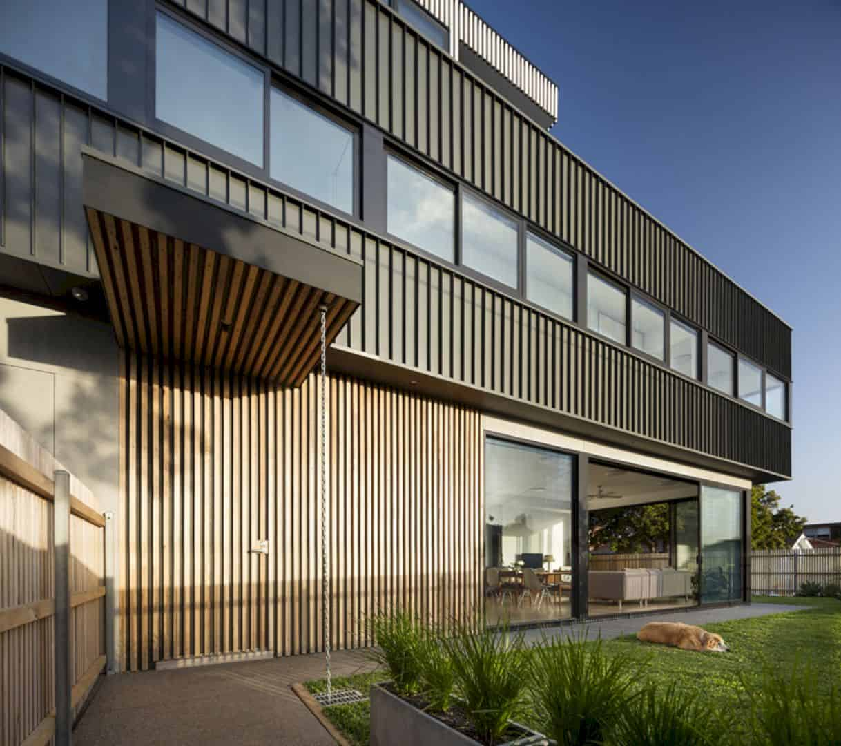 St Kilda East Townhouses By Jost Architects 18