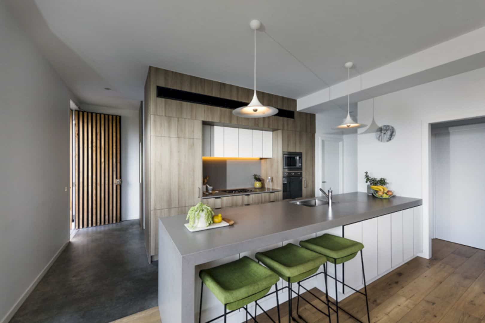 St Kilda East Townhouses By Jost Architects 4