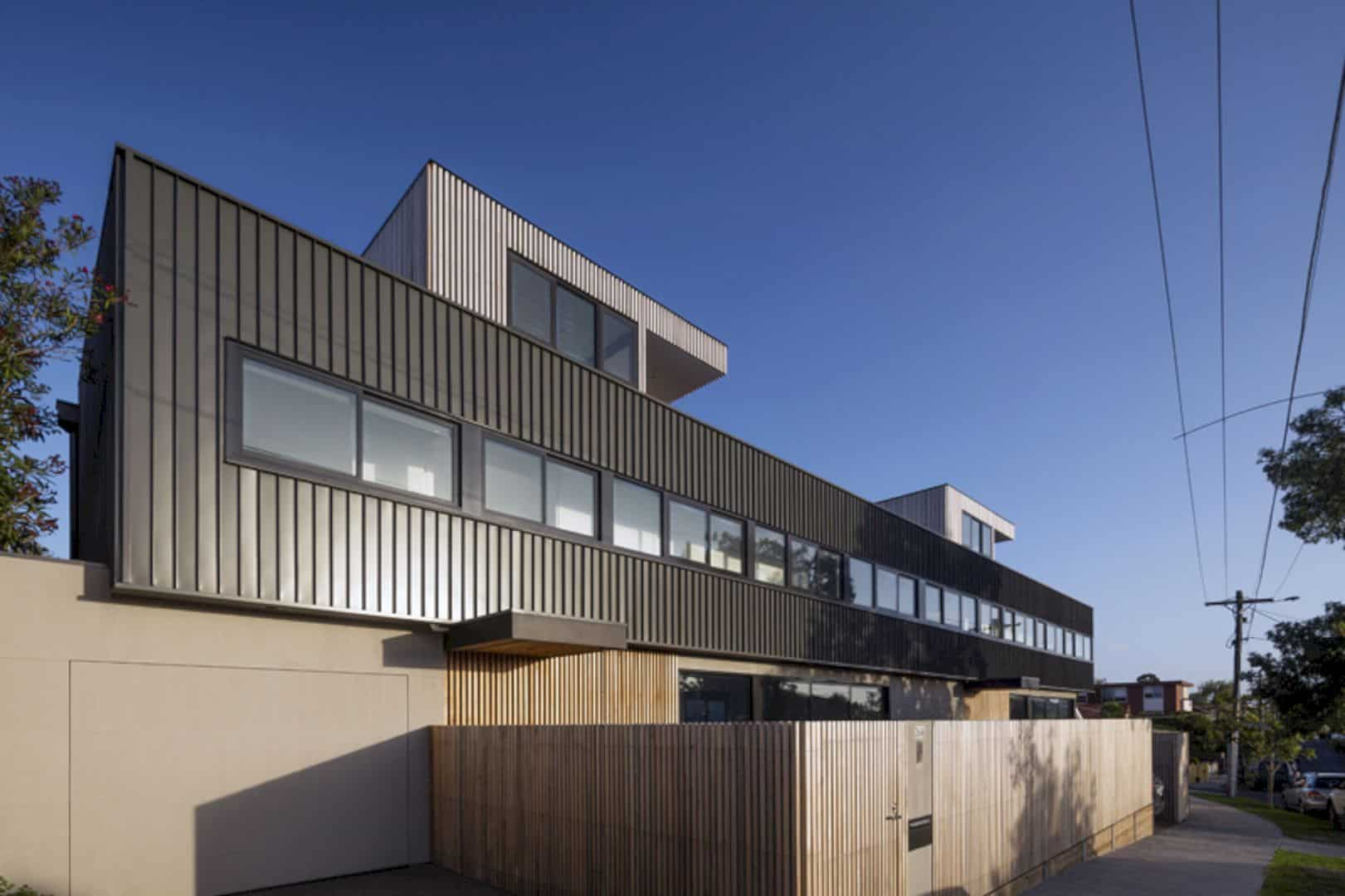 St Kilda East Townhouses By Jost Architects 6