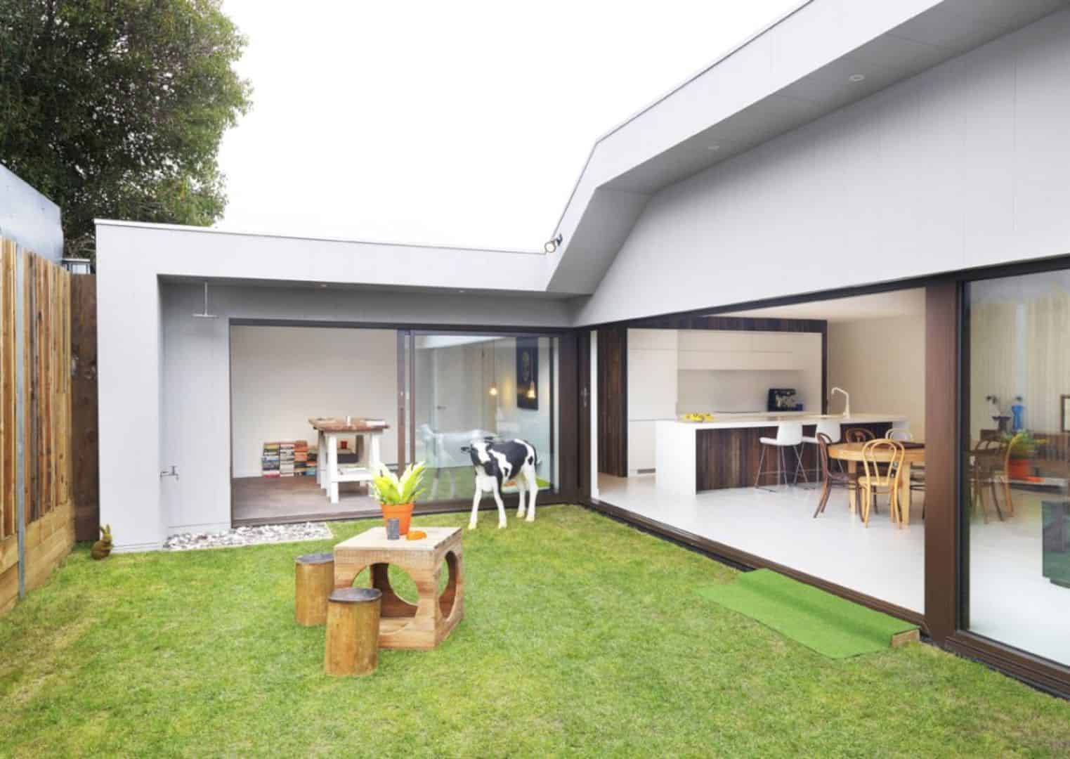 St Kilda House By Jost Architects 19