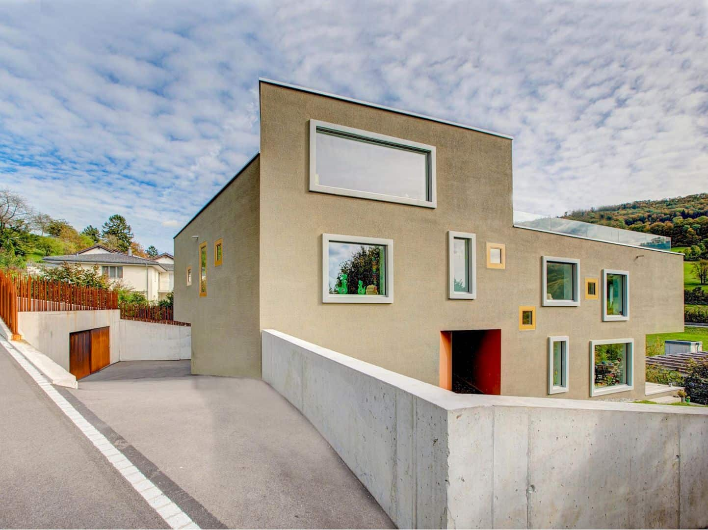Two Family House By L3P Architects 1