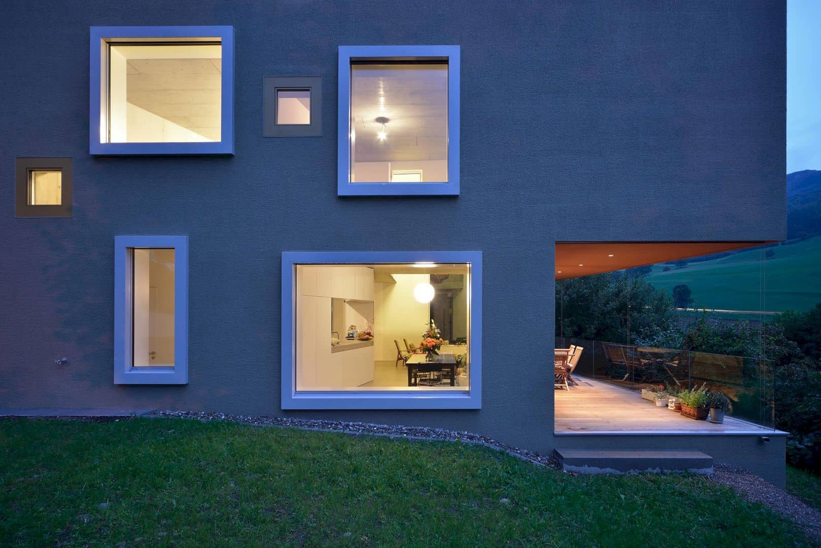 Two Family House By L3P Architects 6