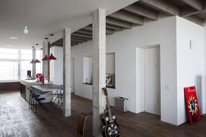Apartamento Copan By Felipe Hess Arquitetura 4