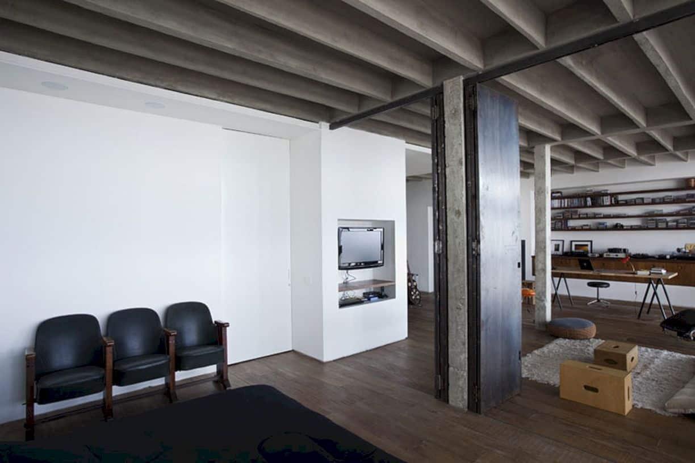 Apartamento Copan By Felipe Hess Arquitetura 7