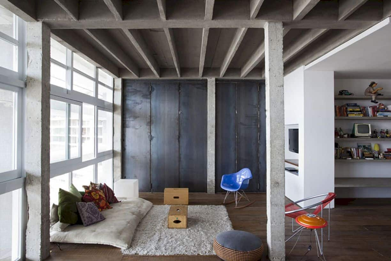 Apartamento Copan By Felipe Hess Arquitetura 8