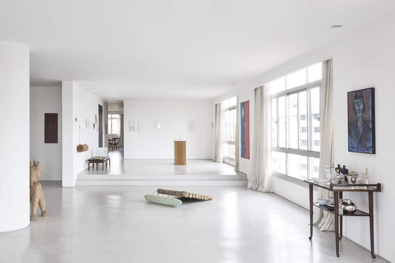 Apartment Av Paulista By Felipe Hess Arquitetura 12