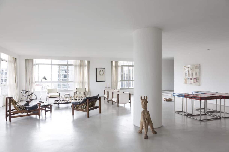 Apartment Av Paulista By Felipe Hess Arquitetura 13