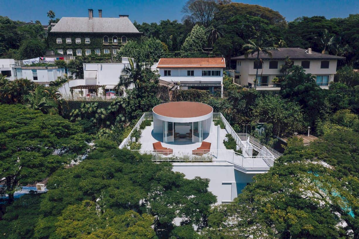 Casa M By Felipe Hess Arquitetura 6