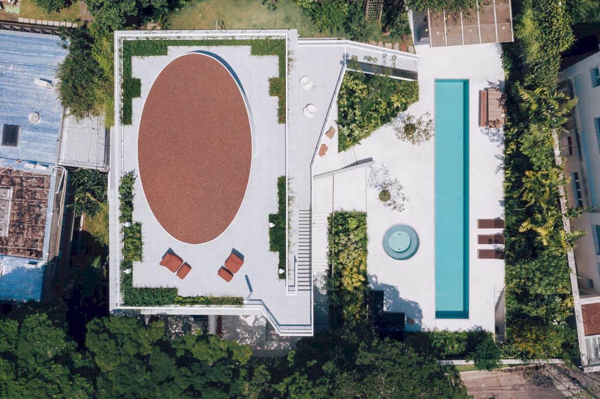 Casa M By Felipe Hess Arquitetura 8