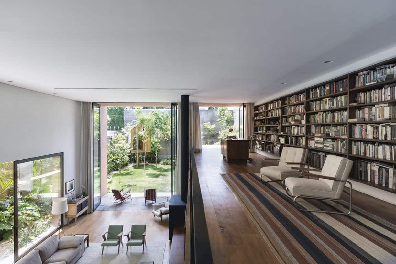 Casa Pinheiros By Felipe Hess Arquitetura 4
