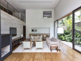 Casa Pinheiros By Felipe Hess Arquitetura 6