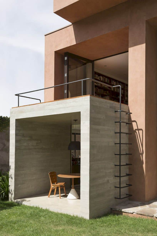 Casa Pinheiros By Felipe Hess Arquitetura 7