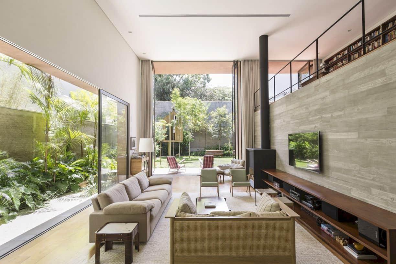 Casa Pinheiros By Felipe Hess Arquitetura 9