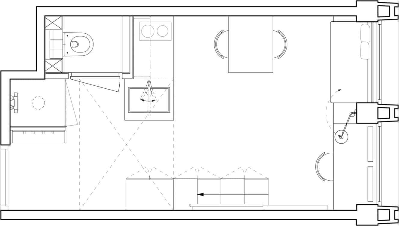 Hermes City Plaza – The Room By Standard Studio 8