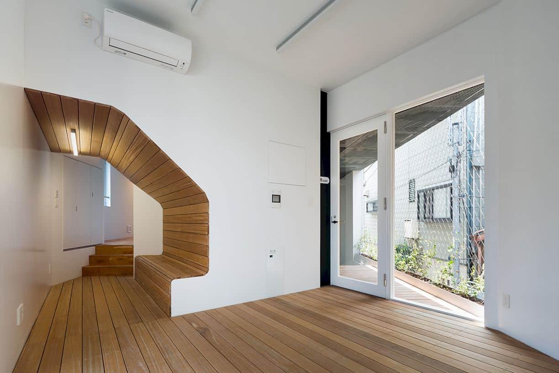 Kitasenzoku Apartment By Tomoyuki Kurokawa Architects 4