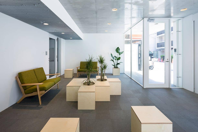 Kitasenzoku Apartment By Tomoyuki Kurokawa Architects 6