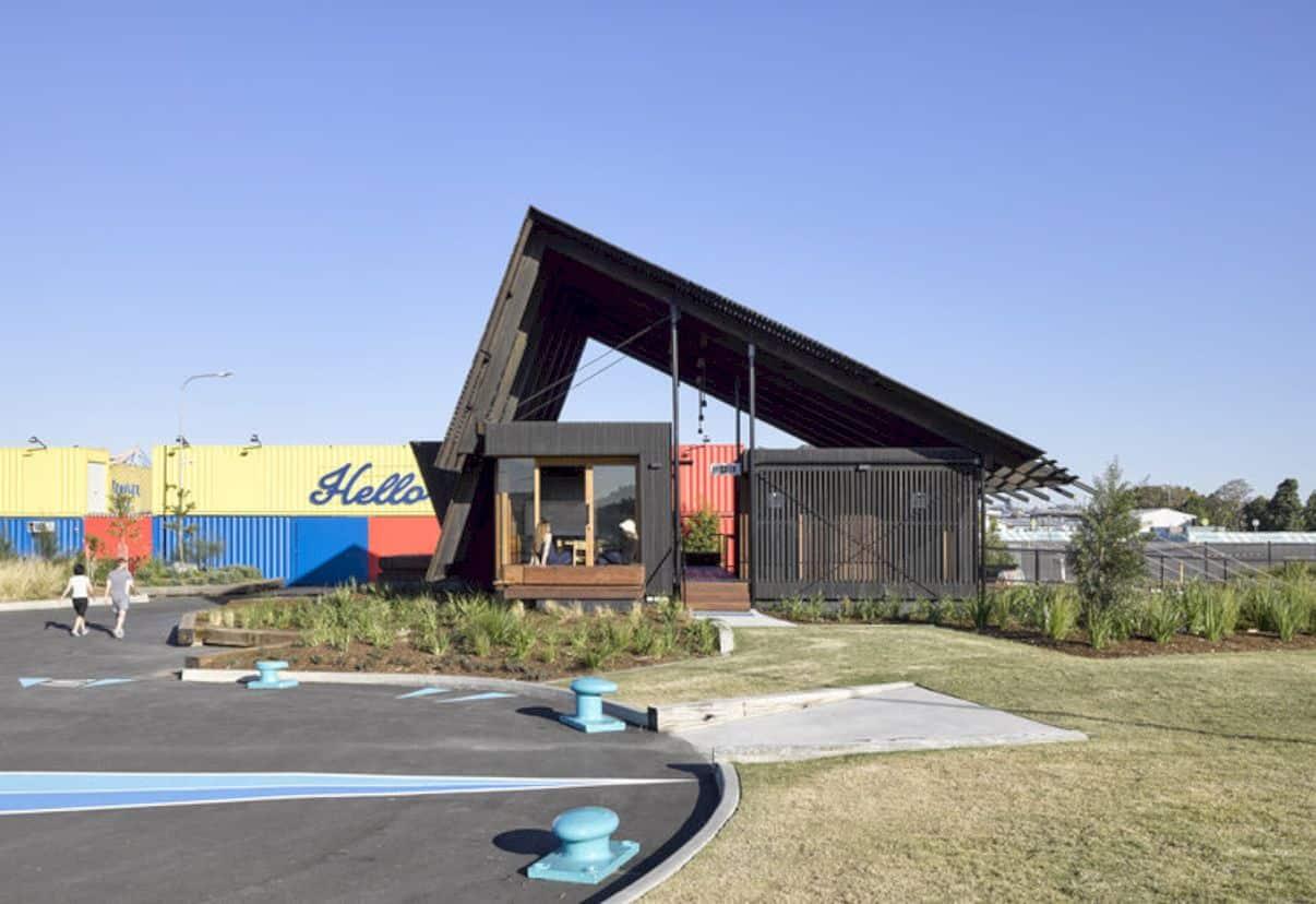 Northshore Pavilion By Anna O'gorman Architecture 10