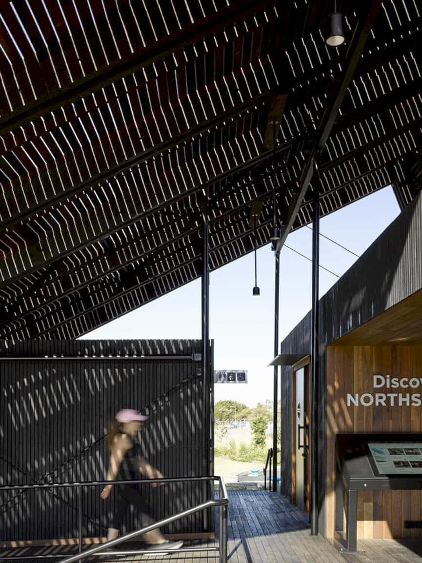 Northshore Pavilion By Anna O'gorman Architecture 5